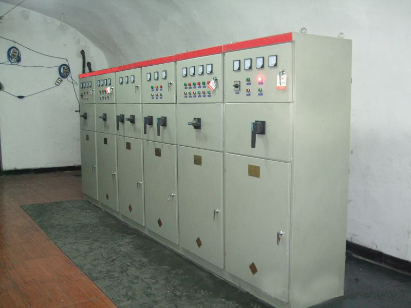 我公司第雷火电竞平台一般型开关柜交付客户使用成功